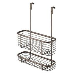 InterDesign Axis Over The Cabinet X3 Kitchen Hanging Basket,