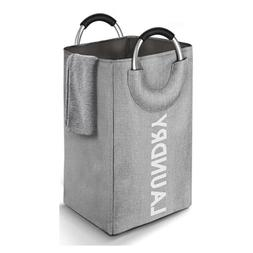 collapsible fabric laundry hamper foldable clothes bag