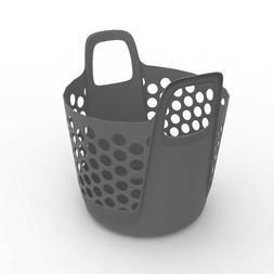 Ezy Storage FLEXI LAUNDRY BASKET 27L Aerated Design, BPA Fre