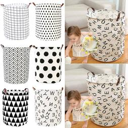Waterproof Sheets Laundry Clothes Laundry Basket Storage Bas