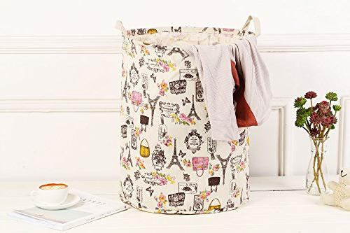 Merdes 19.7'' Laundry Laundry Linen Bin Storage Collection