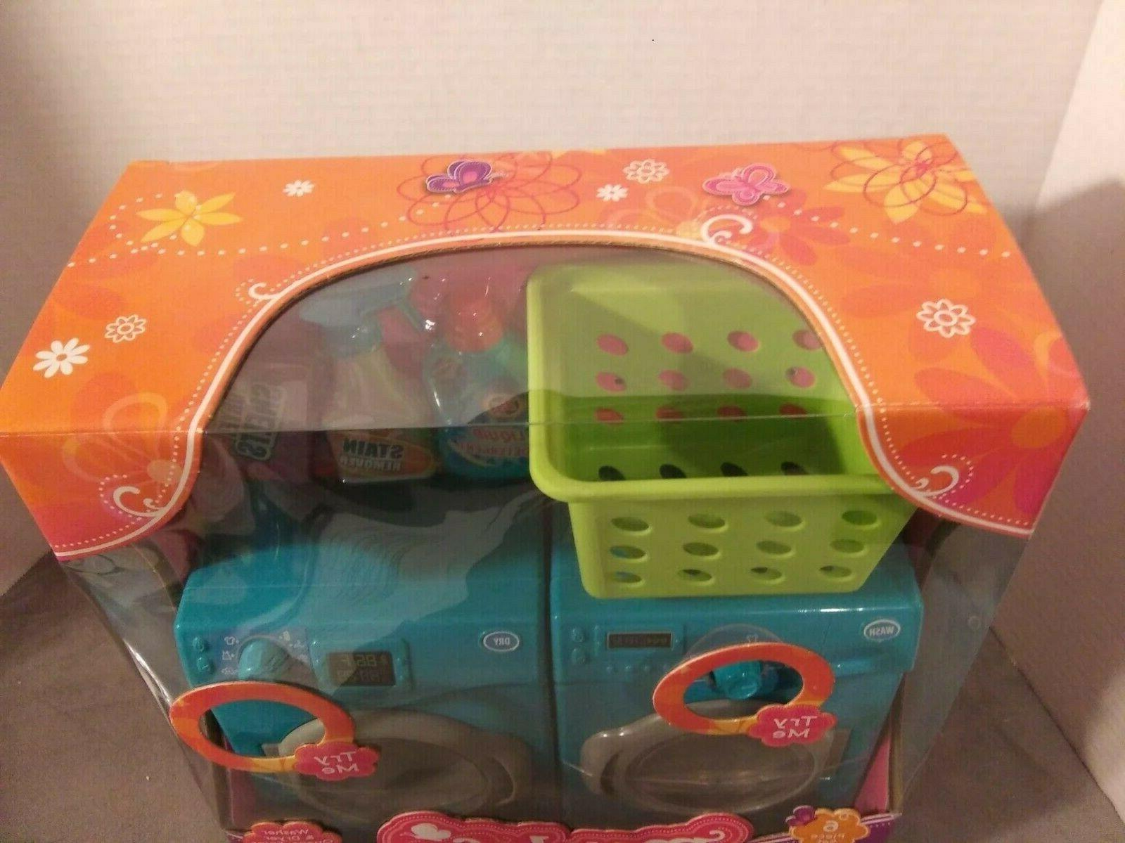 6 Play Set for Dolls Blue