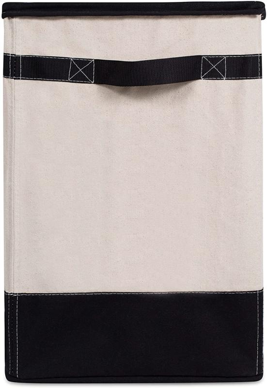 BIRDROCK HOME Canvas - with Handles Foldable Hamp