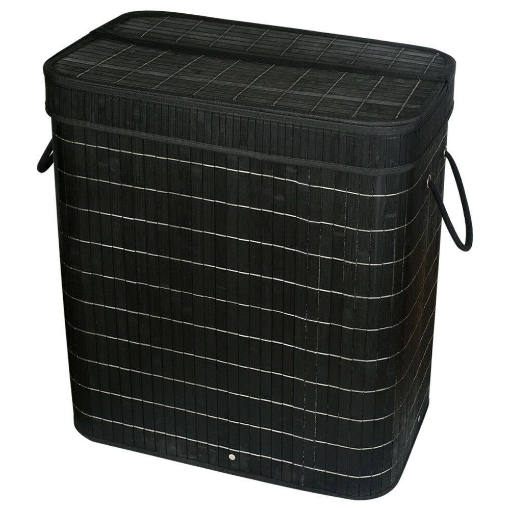 Black Cloth with Lid Section
