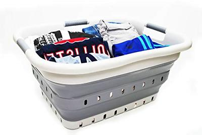 Collapsible Laundry Basket Up Storage
