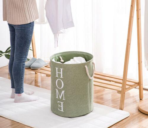 🔥 Collapsible Hamper Clothes Washing