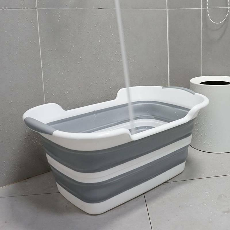 Dirty Clothes Basket Baby Kid Toy Basket Box Drain Hole