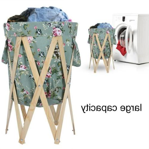 Foldable Nursery Clothes Holder Big Capacity