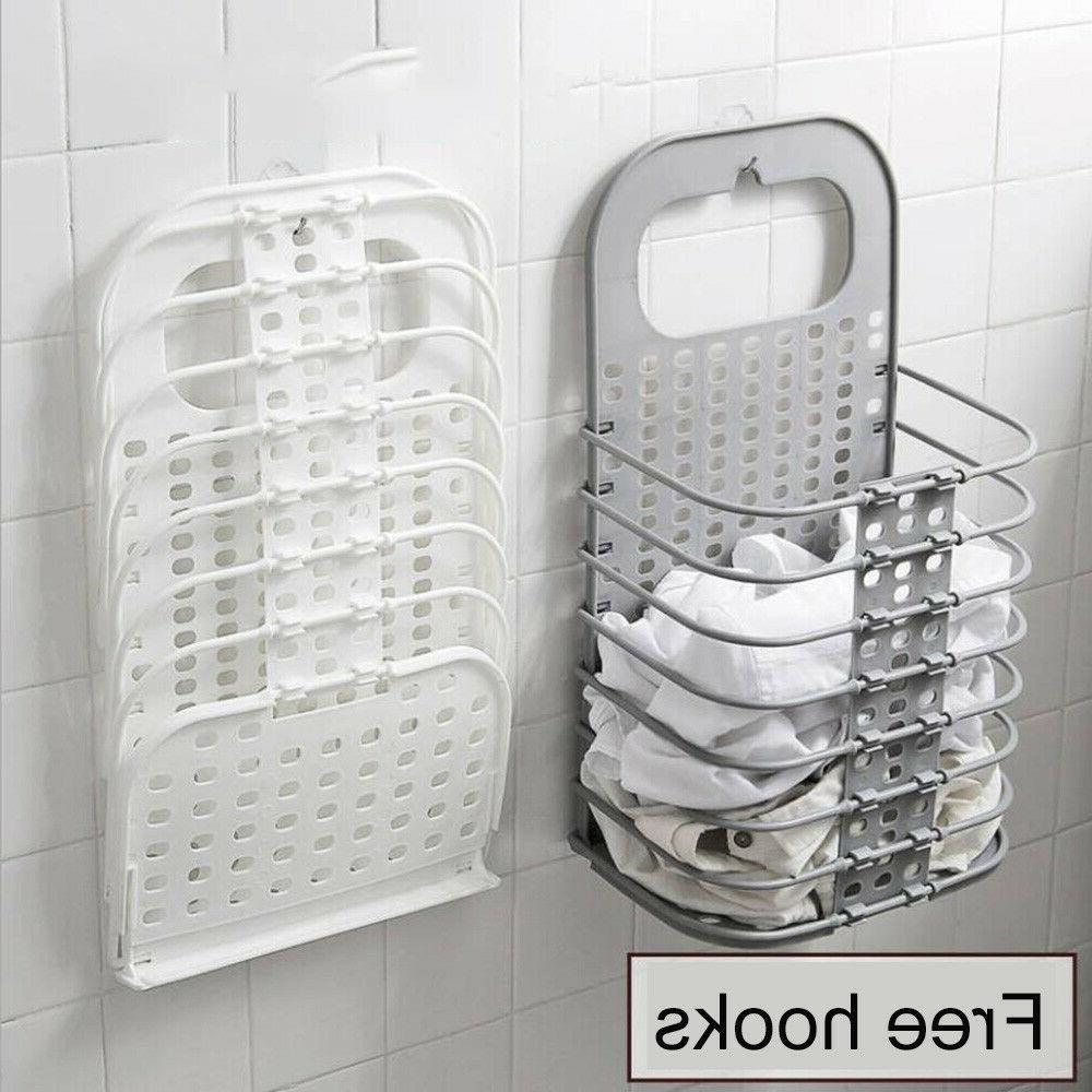Hanging Laundry Clothes Organizer