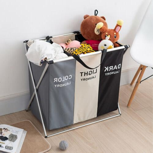 Laundry Sections Hamper Tool
