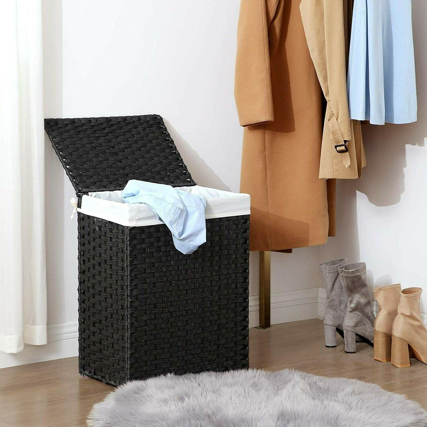 Laundry Hamper With Bag