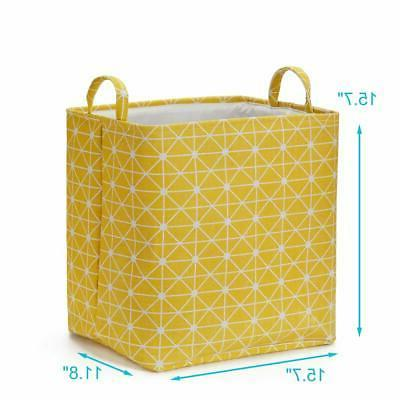 Every Bin Laundry Basket with Handles Fold-able Coll...