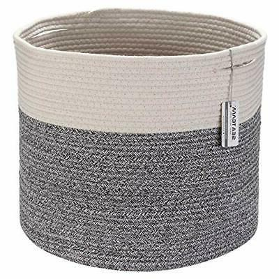 sea team large size cotton rope woven
