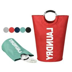 Laundry Bag Large Clothes Household Goods Storage With Handl