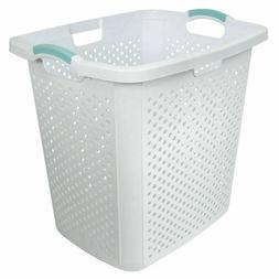 Laundry Basket Hamper Plastic Durable Comfortable Extra-Larg