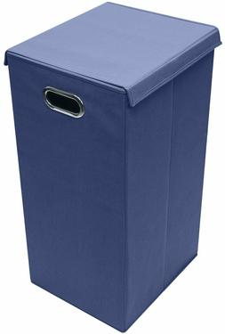 Sorbus Laundry Hamper Basket Sorter with Lid Closure - Folda