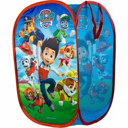 Official Paw Patrol Pop Up Kids Storage Laundry Clothes Bin