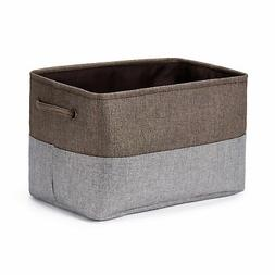 Every Deco Portable Collapsible Laundry Bin Basket Storage O