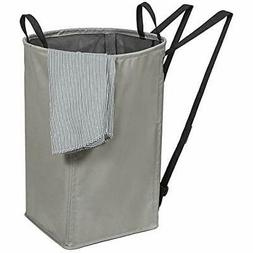 Standing Laundry Bags Hamper Backpack Hanging Collapsible Ba