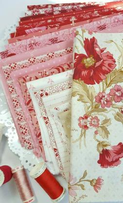 SWEET 16 Laundry Basket Quilts Edyta Sitar Andover Fabric ~