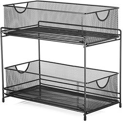 Halter Two Tier Mesh Storage Drawers Baskets for Laundry Kit